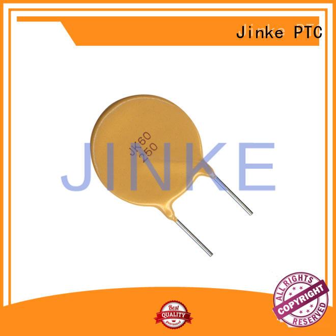 battery ptc thermistor automatic fuse Jinke company