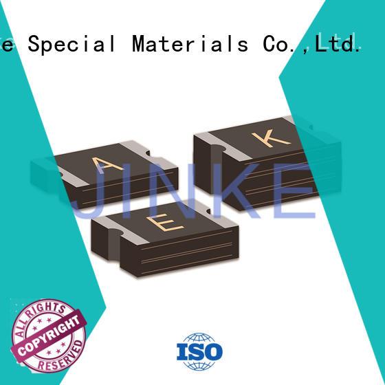 Wholesale resettable polymer ptc thermistor Jinke Brand