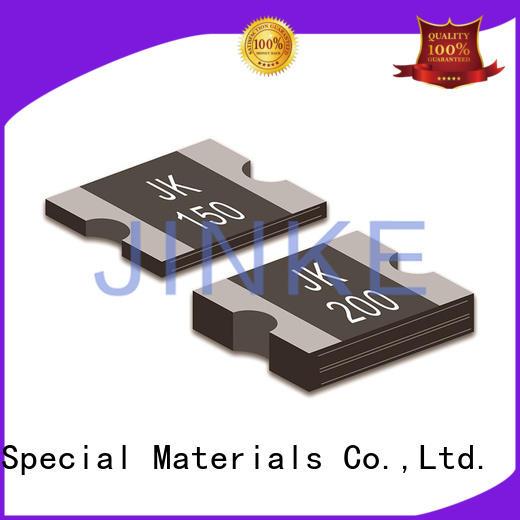 thermal temperature free Jinke Brand polymer ptc factory