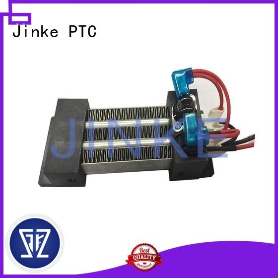 Jinke efficiency ptc component With Insulated for fan heater