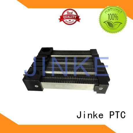 Jinke electronic ceramic element heater easy adjust for battery warmer