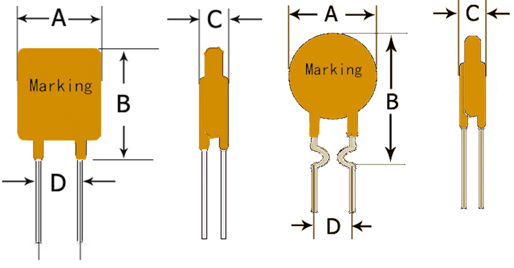 chip resistor through low resistance for Hard disk drives-2