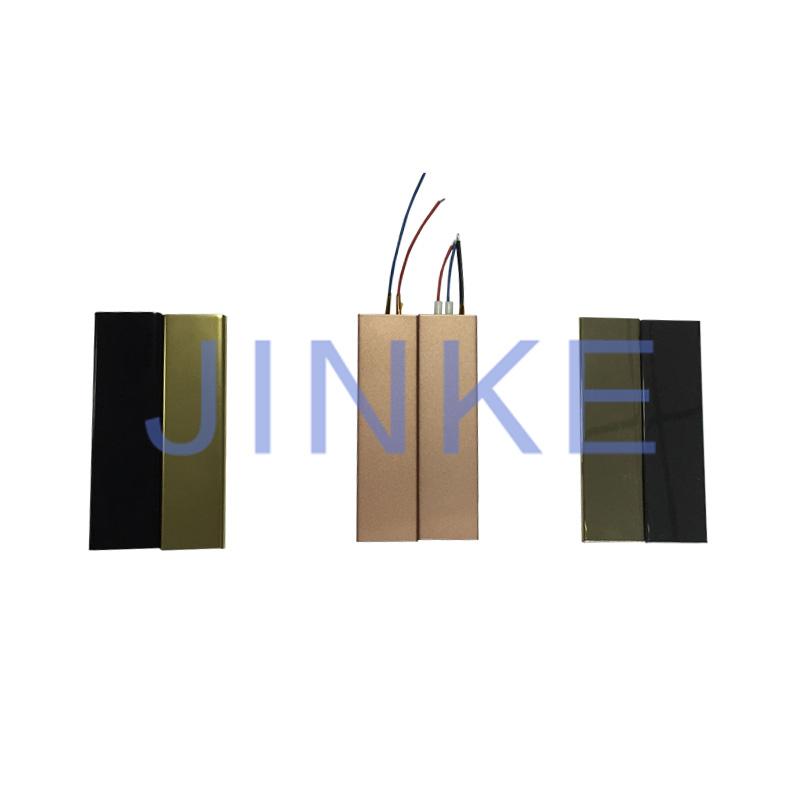 Jinke long lifetime ptc ceramic heat fan for sale for vehicle heating-pptc resettable fuse- ceramic-1