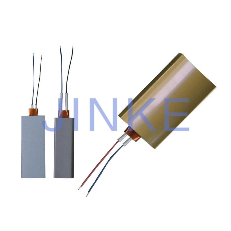 PTC Heating Element  With Aluminum Tube For Hair Straightener