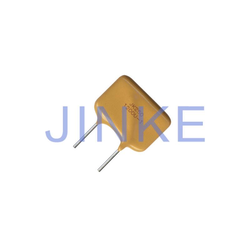 Automatic JK Resettable Fuse DIP 250V PPTC  JK250 SERIES
