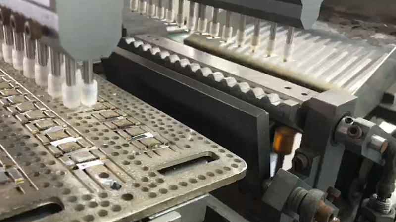 STRAP JKPPTC  Production Process