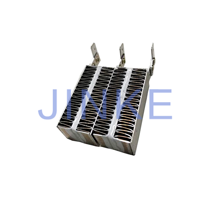 Jinke-Ptc Element | Silver Gray Ptc Thermistor Ptc Heating Element For Hand Dryer