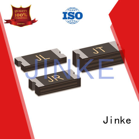 Jinke quality pptc fuse factory for E-Readers