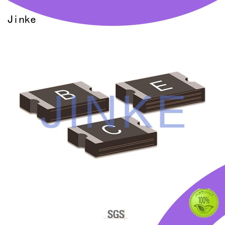 Jinke safe resettable fuse low resistance for Hard disk drives