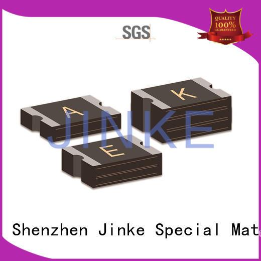 polymer ptc polyswitch quality Jinke Brand company