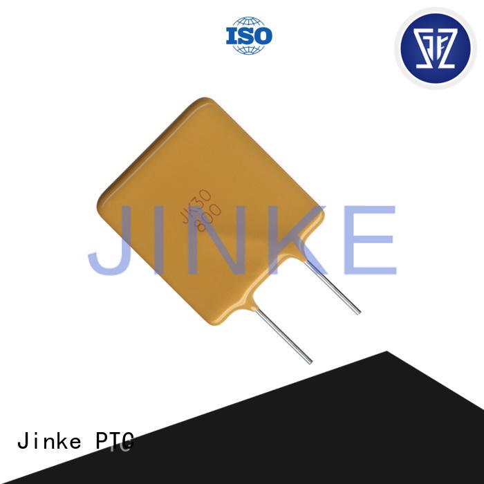 polymer ptc hole pptc devices Jinke Brand ptc thermistor