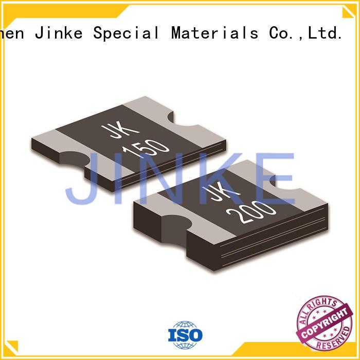 Jinke customizable chip resistor low resistance for Li-Polymer battery