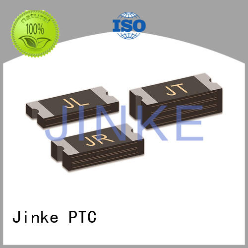 Jinke devices resettable fuse factory for Li-Polymer battery