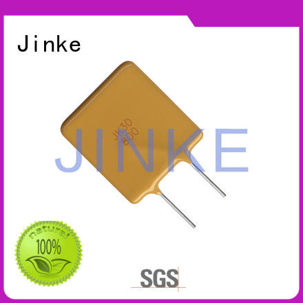 Jinke long lifetime polymer ptc resettable fuse through for Digital cameras