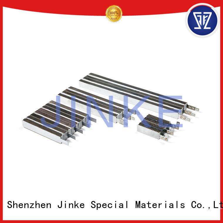 long lifetime small ceramic heating element manufacturer for vehicle heating Jinke