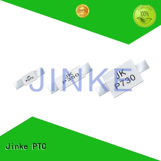 ptc polymer ptc resettable fuse good quality for Digital cameras Jinke