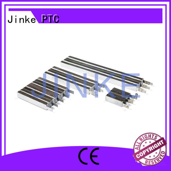 Jinke Brand details conditioner small ceramic heating element customized supplier