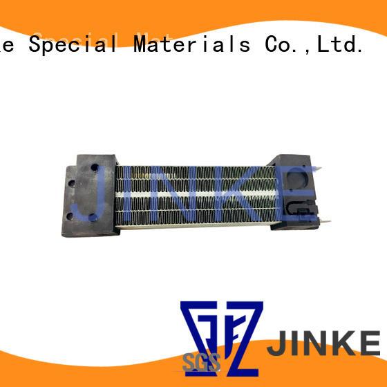 Jinke long lifetime ptc heater automotive manufacturer for vehicle heating