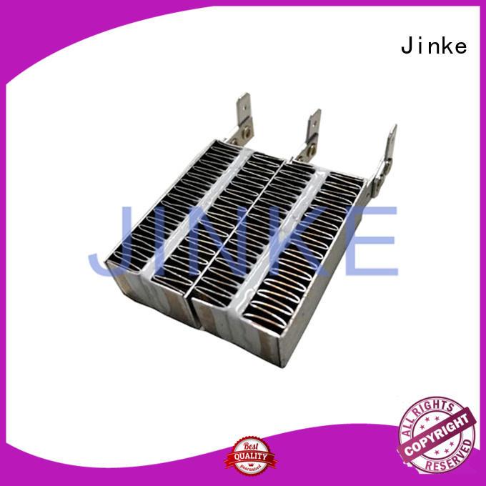 certified ptc auxiliary heater ptc for vehicle heating Jinke