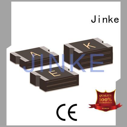 Jinke Brand certificaton multifuse polymer ptc compliant supplier