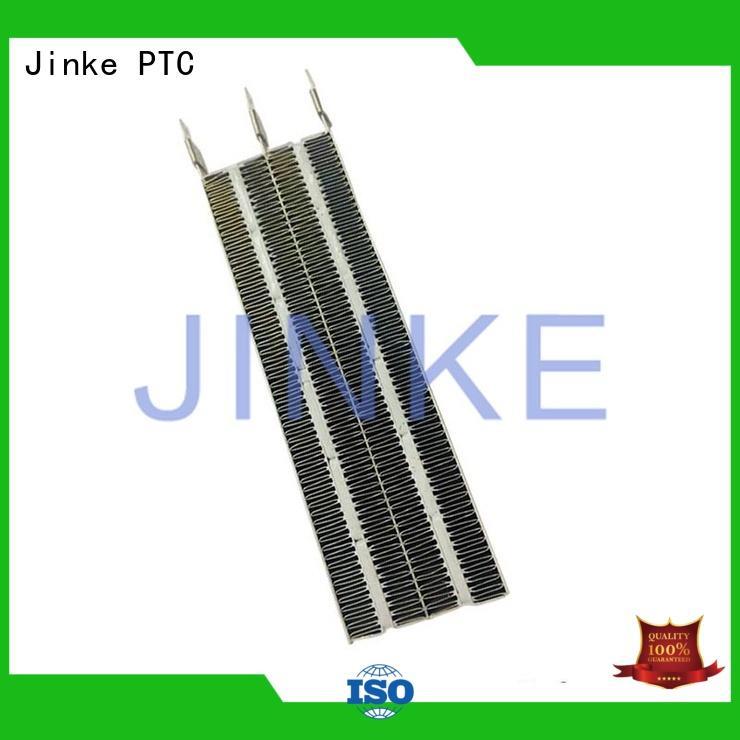 Jinke long lifetime industrial ceramic heaters home for battery warmer