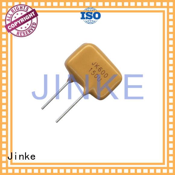 polymer ptc strap resistance Jinke Brand ptc thermistor