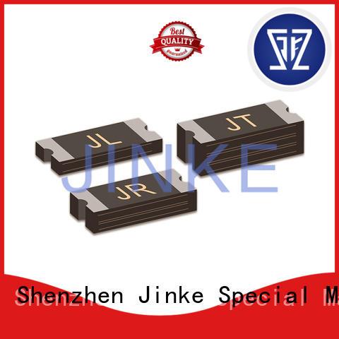 Jinke safe smd fuse factory for Notebook PCs