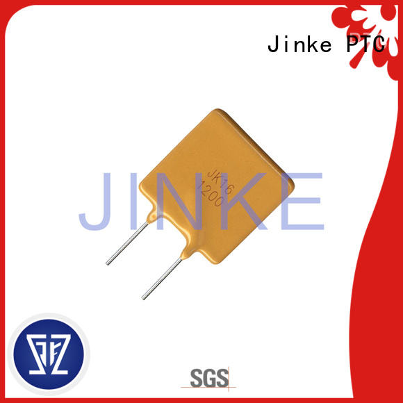 Jinke resettable thermal fuse factory for Li-Polymer battery