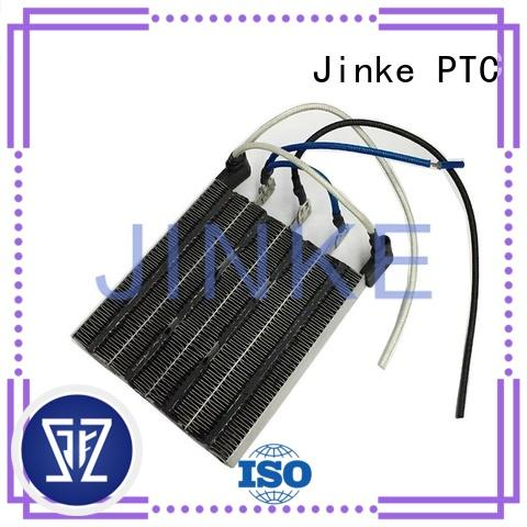 Customized Non-Insulated PTC Heating Element