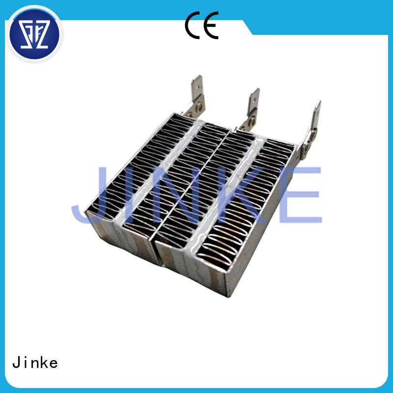 Jinke Brand electronic life electric insulated ceramic ptc