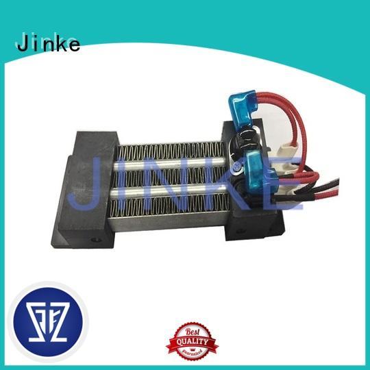 Jinke long lifetime ceramic element heater manufacturer for hand dryer