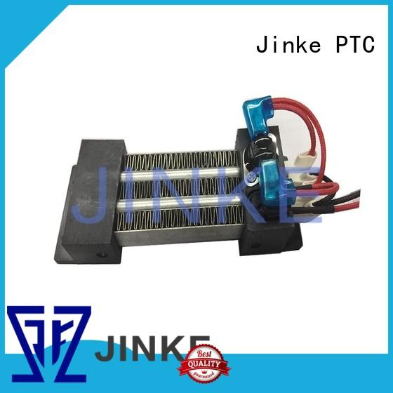 Jinke noninsulated ptc ceramic heater for sale for hand dryer