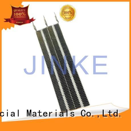 Jinke automatic ptc ceramic heater high efficiency for liquid heat