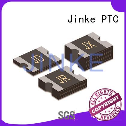 compliant lead polyswitch Jinke Brand ptc thermistor supplier