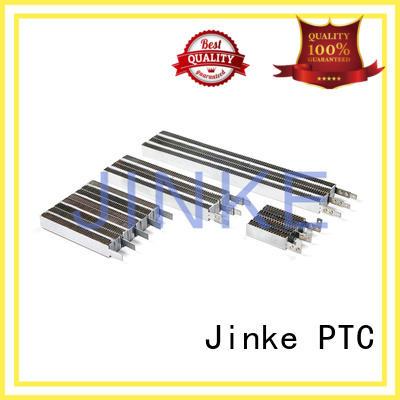 Jinke glue ptc ceramic heat and fan for sale for liquid heat