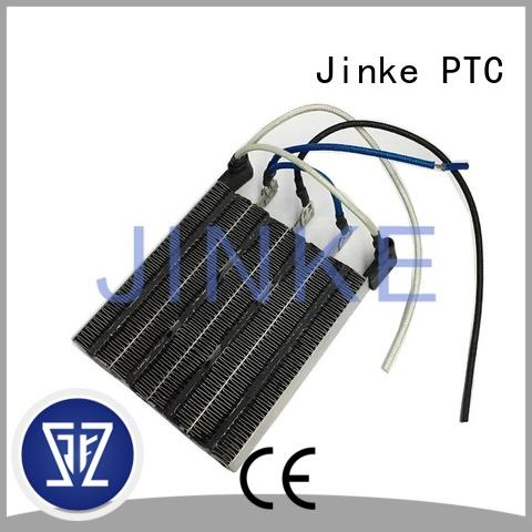 Jinke stable small ceramic heating element for sale for air conditioner