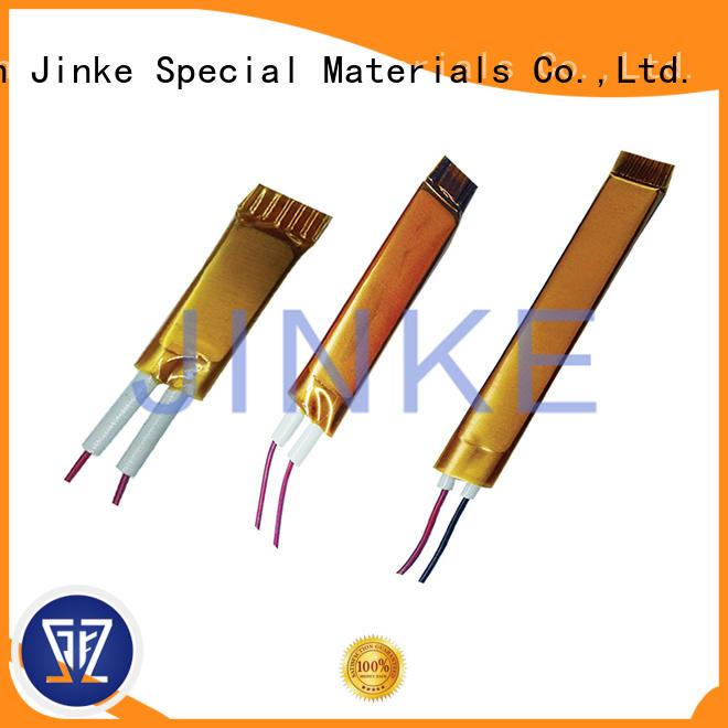 Jinke fan ptc heater working principle high quality for battery warmer