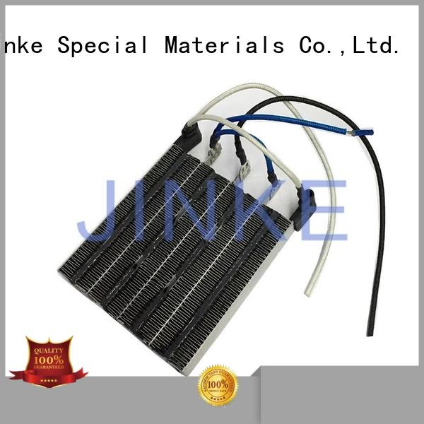 Jinke glue ptc water heater With Insulated for cloth dryer