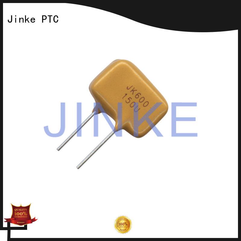 fuse polyswitch resettable ptc thermistor quality Jinke Brand