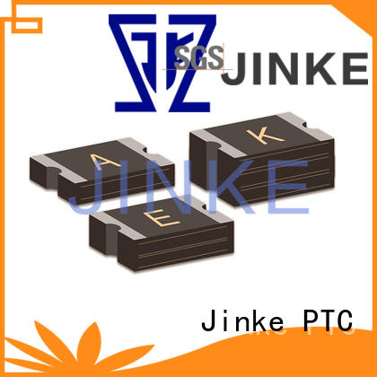 Jinke Brand temperature resettable ptc thermistor low factory