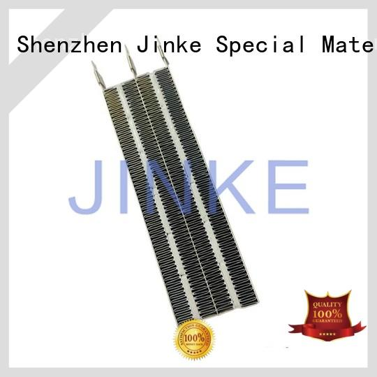 Jinke safe ptc ceramic heater With Insulated for cloth dryer