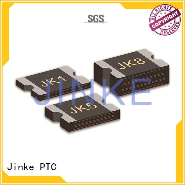 Jinke Brand hole resettable polymer ptc