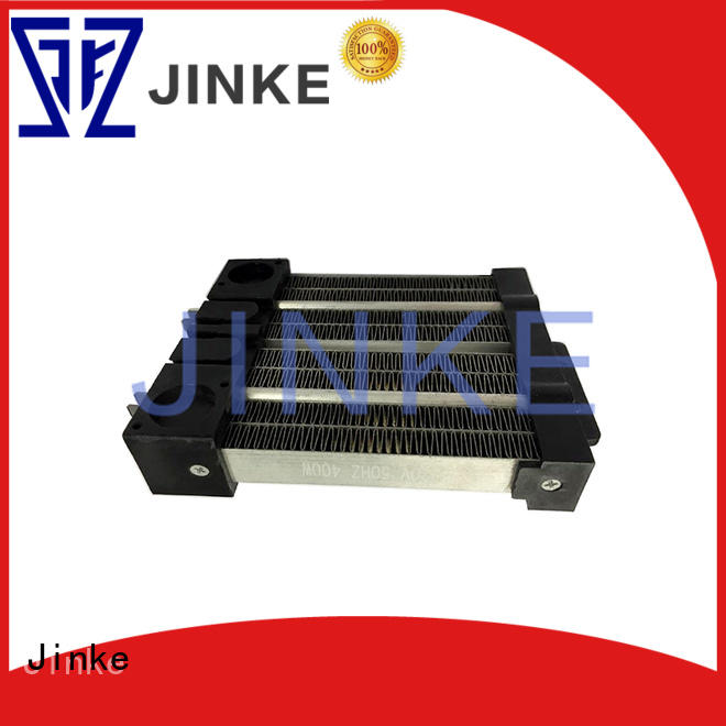 Jinke energy ptc ceramic heater and fan With Insulated for liquid heat