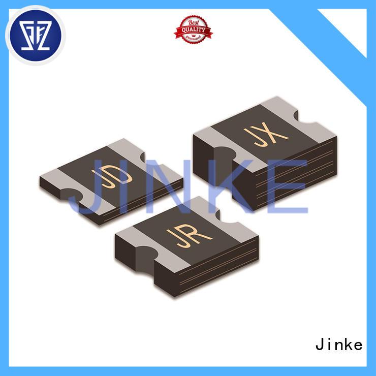 Jinke 60v ptc resettable fuse factory for Digital cameras
