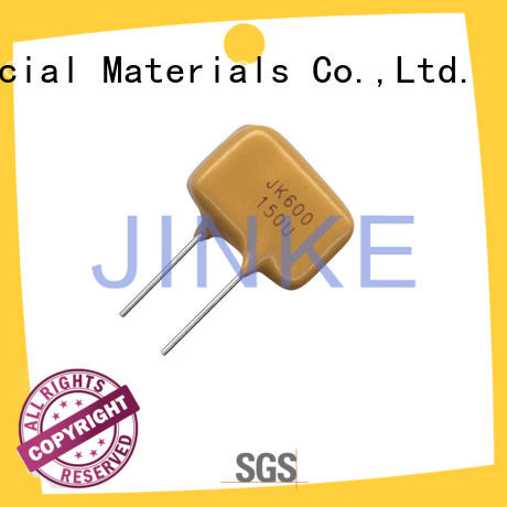 Jinke jk250 resettable fuse low resistance for Notebook PCs