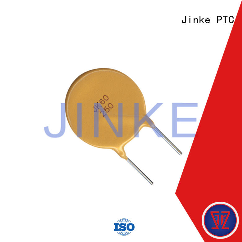 Jinke long lifetime ptc resistor application polyswitch for Li-Polymer battery