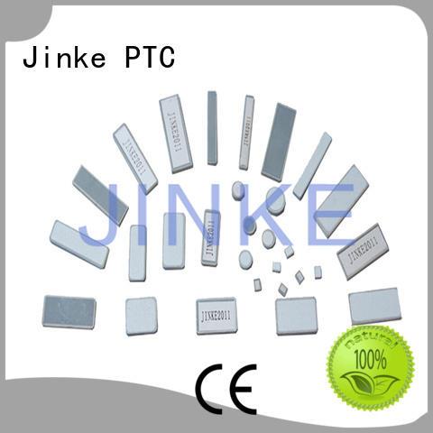 energy cloth temperature small ceramic heating element Jinke manufacture