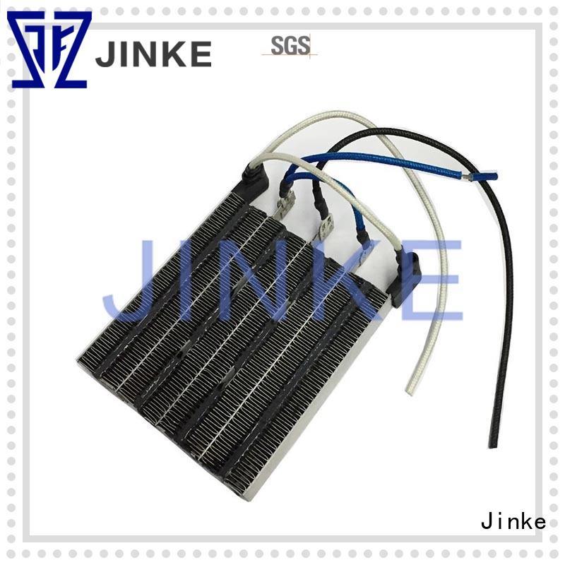 Jinke stable ptc heater working principle high efficiency for liquid heat