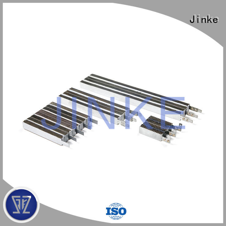 Jinke durable ptc heating element easy adjust for air conditioner
