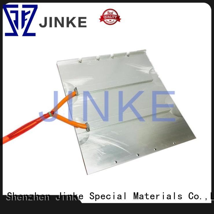 Jinke cloth ceramic element heater easy adjust for vehicle heating